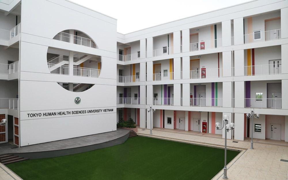 Bệnh viện đại học y khoa Tokyo Ecopark - Ecopark